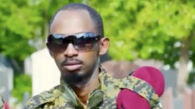Callixte Nsabimana Sankara