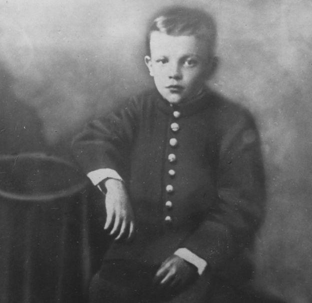 Ленин-гимназист. 1880-е годы