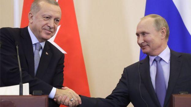 İki lider Ekim'de bir araya gelmişti