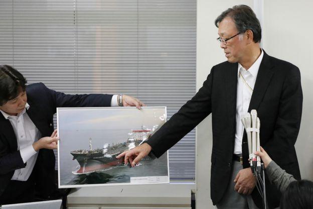 Kokuka Sangyo President Yutaka Katada
