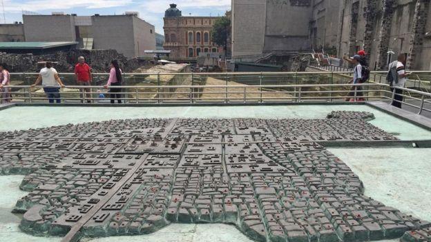 مدينة تينوتشتيتلان القديمة