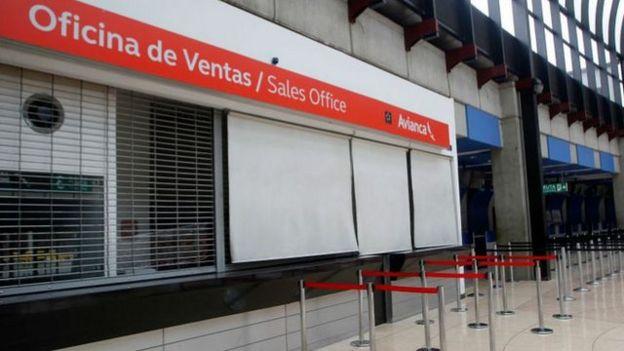 Las cuarentenas obligaron a Avianca a suspender la inmensa mayoría de los vuelos que tenía programados en los últimos meses.