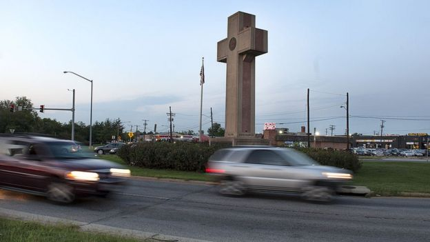The Peace Cross
