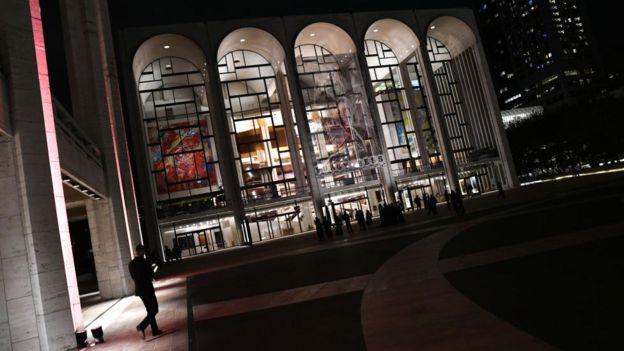 El Metropolitan Opera de Nueva York, Estados Unidos.