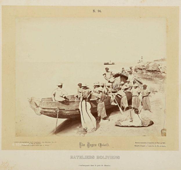 அமேசான் காடு 150 ஆண்டுகளுக்கு முந்தைய புகைப்படங்கள்: பொக்கிஷம்