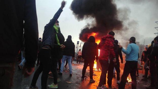 اعتراضات سراسری در ایران