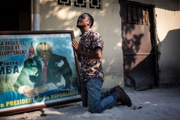 Jean-Pierre Bemba, Kinshasa, RDC, CPI
