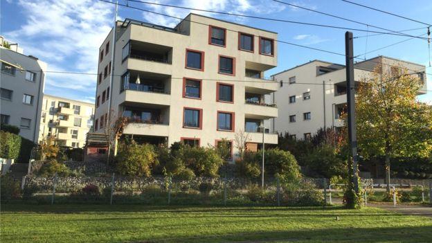 Viviendas sostenibles en Friburgo
