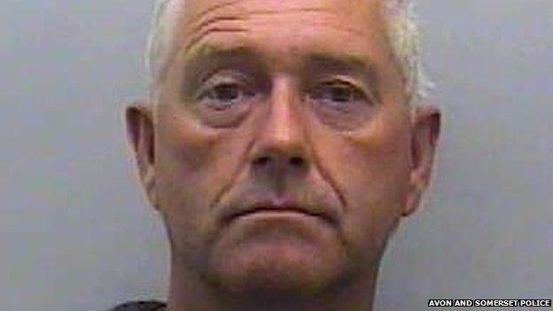Jonathan Thomson-Glover - police custody shot