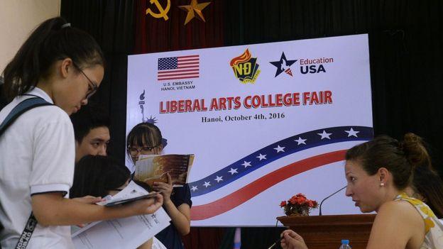 Tìm hiểu du học Mỹ
