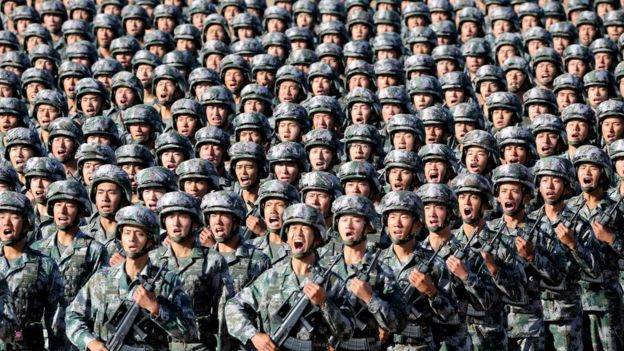 China, army