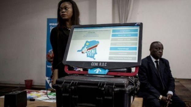 Pour la première fois, la RDC a utilisé des machines de vote électronique, dans la discorde.