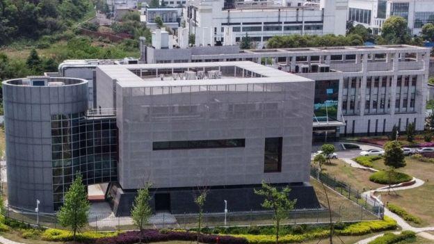 武汉病毒研究所P4实验室