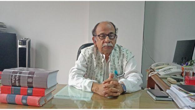 একাডেমির মহাপরিচালক হাবীবুল্লাহ সিরাজী