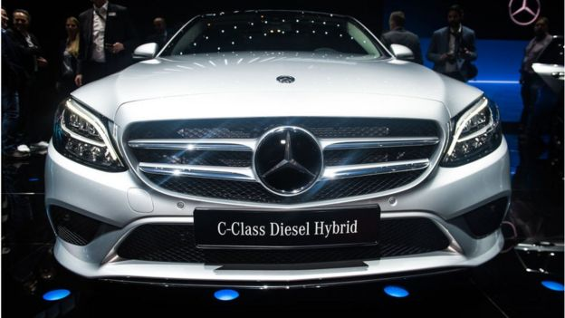 Daimler forced to recall Mercedes with defeat devices - BBC News