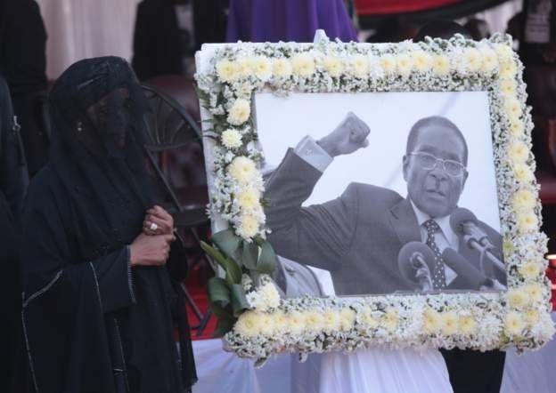 La famille Mugabe héritera des propriétés de la Zanu-PF