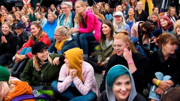 Фестиваль без чоловіків