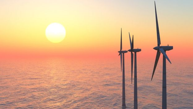 Offshore wind offshored - BBC News