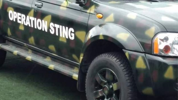 Operation Sting: Army vow to sweep Rivers