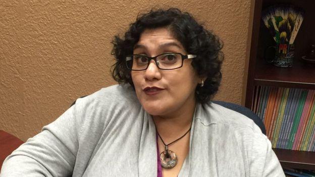 Yara Amparo López (Foto: Beatriz Díez)