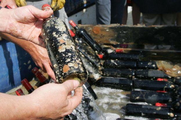 将红酒沉入海底的法国小镇圣马洛