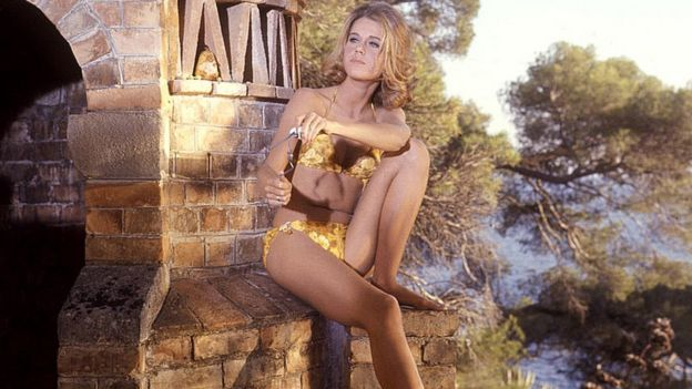 Jane Fonda en