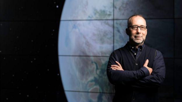 O físico e astrônomo Adam Frank, da Universidade de Rochester