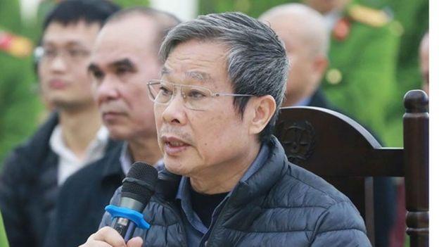 Bị cáo Nguyễn Bắc Son
