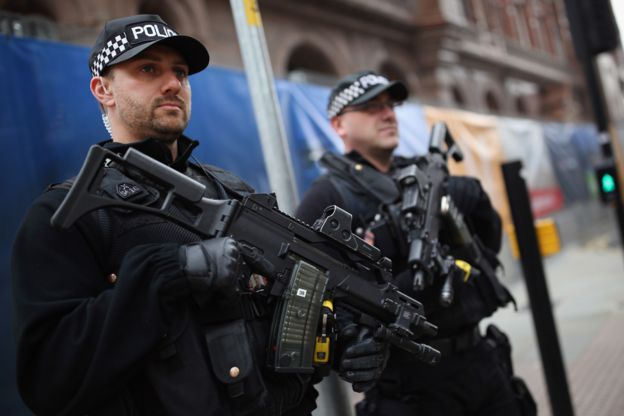 police cuts is the force drowning or shroud waving bbc news