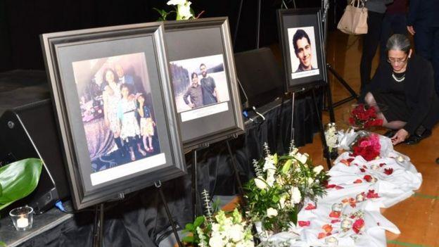 ۱۷۶ سرنشین هواپیما کشته شدند که دهها نفر از آنها ایرانی-کانادایی بودند