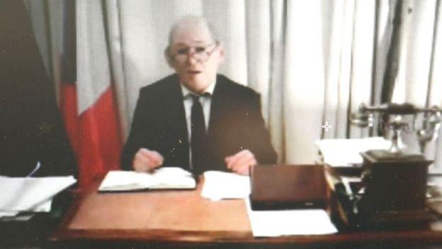 Маска Ле Дриана