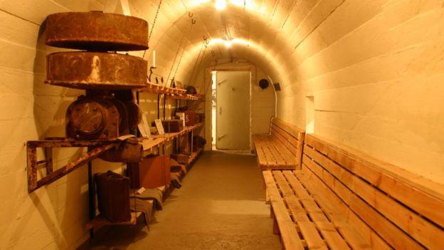 Hamburg bunker museum