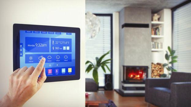 Controlador de temperatura electrónico