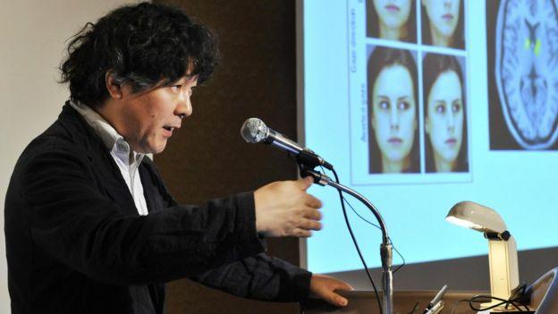 Ken Mogi dá uma palestra
