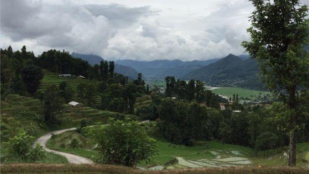 Phong cảnh Nepal
