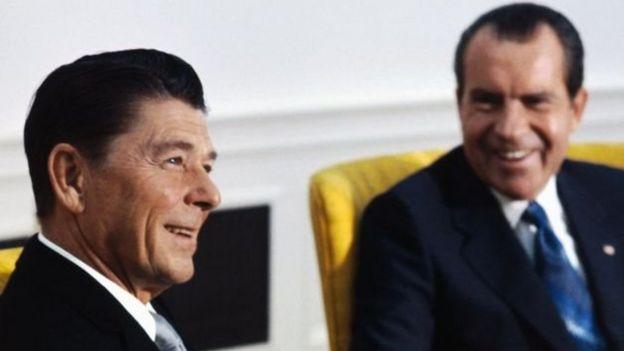 Rais Reagan aliwaita wajumbe wa marekani 'tumbili'