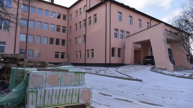 Відремонтований Львівський перинатальний центр