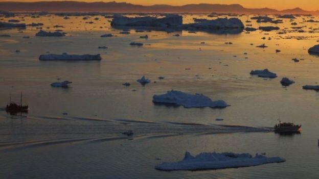 Foto del Polo Norte
