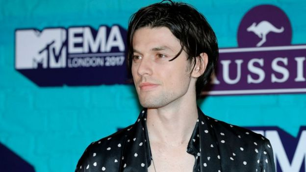 James Bay comes back - with a twist - BBC News