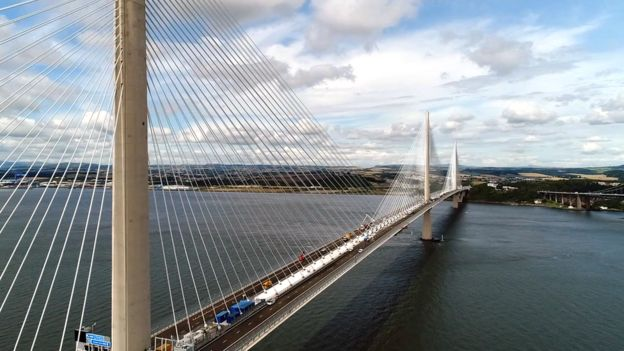 Everything you need to know about the Queensferry Crossing