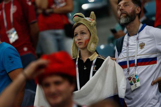 fans Rusia