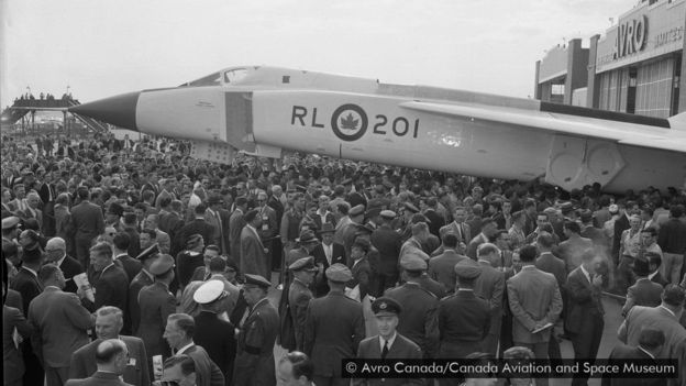 Avro Canada/Canada Aviation and Space Museum