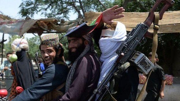 Afghan peace deal: Taliban