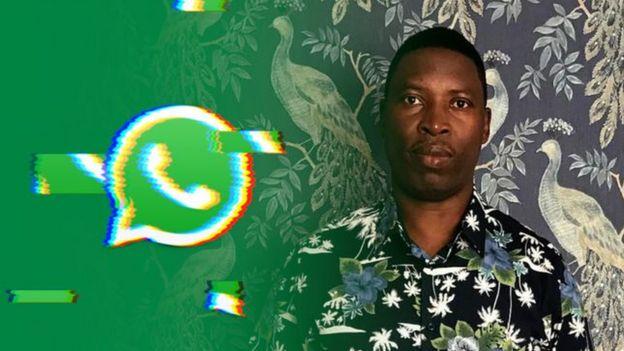 Rukundo Faustin uba mu Bwongereza, umwe mu bakoreshejweho iryo koranabuhanga