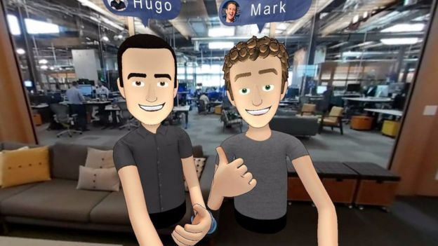 Hugo Barra, formerly at Google, joined Facebook at the beginning of this year