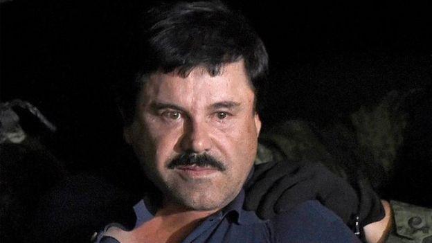 3 El Chapo Is Not A Show Off