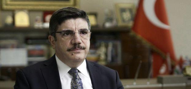 Milletvekili Yasin Aktay