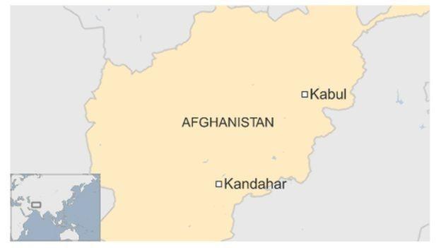 Taliban rout Afghan troops near Kandahar BBC News