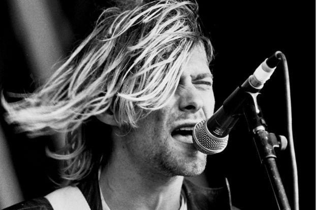 cd679b58f3 Six reasons why we still love Kurt Cobain - BBC News