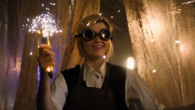 Meet Doctor Who's sonic screwdriver mechanic - BBC News